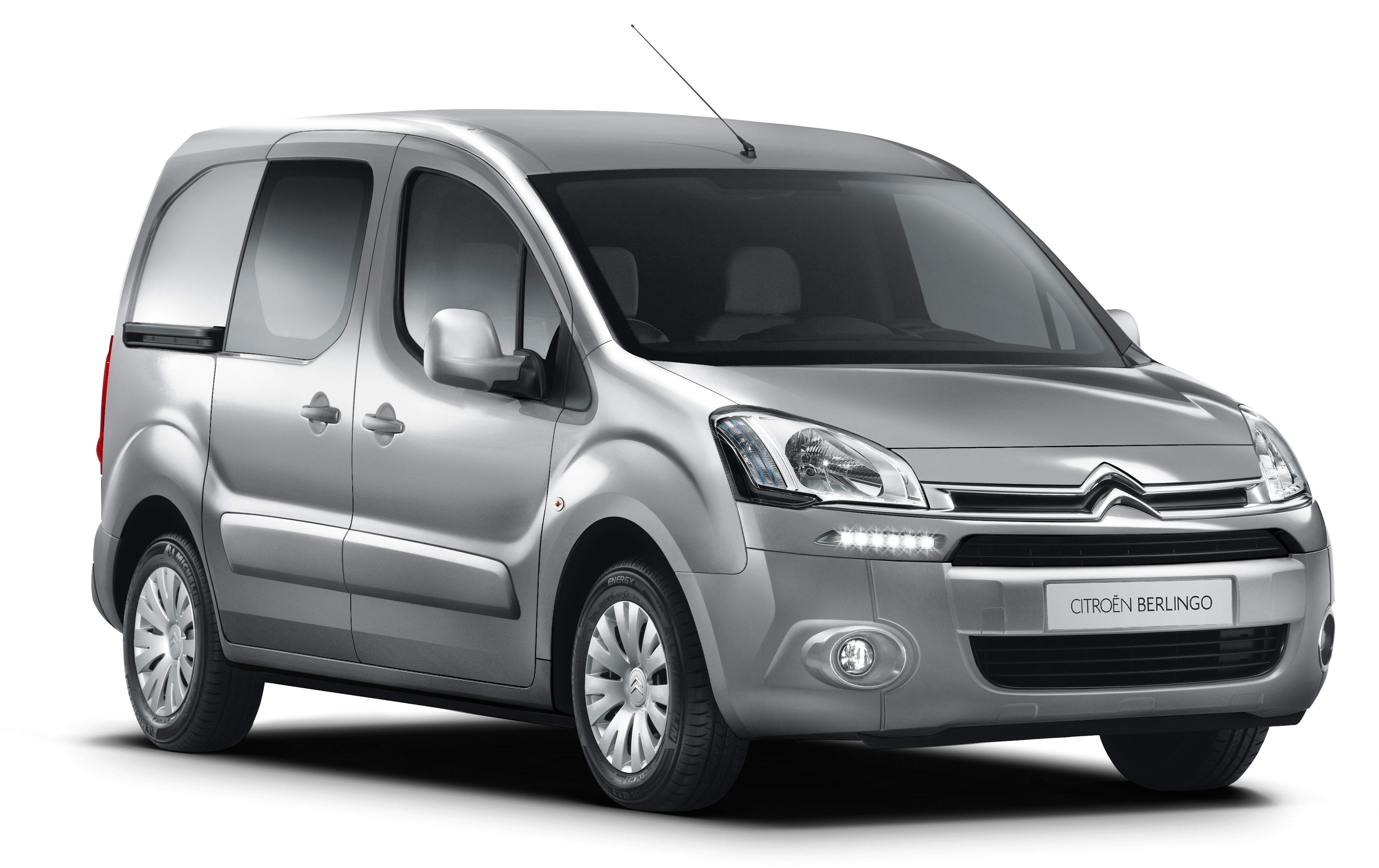 Citroën Berlingo grå