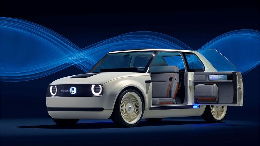 Honda Urban EV - Auto 2000