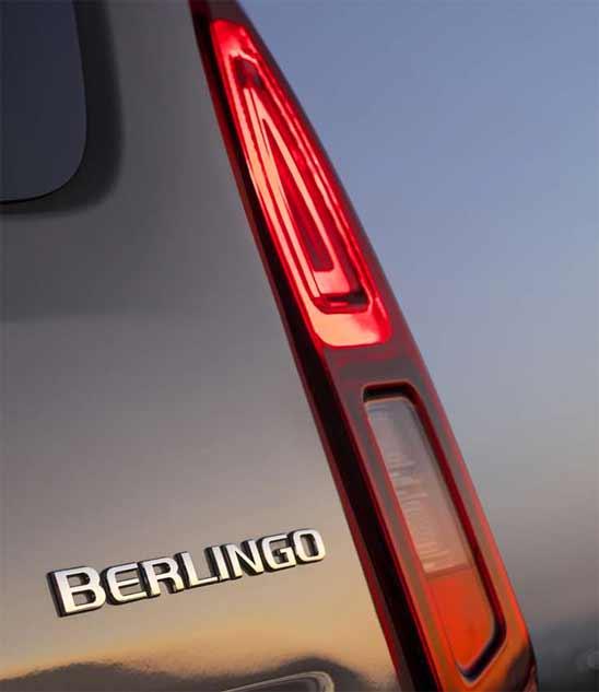 Nye Citroen Berlingo - Auto 2000