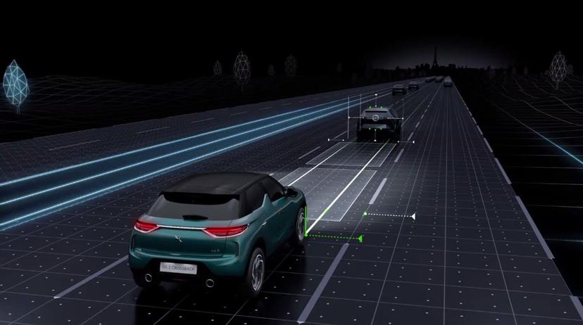 Kjør eller la seg kjøre - DS 3 CROSSBACK E-TENSE