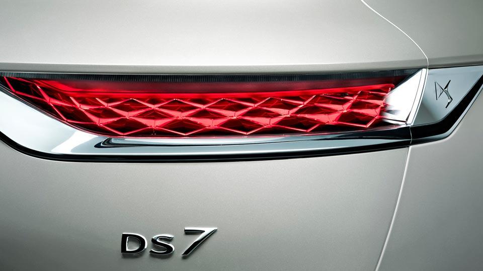 Baklykter med full LED-teknologi - DS 7 E-tense 4x4